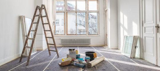 Entreprise de rénovation de batiments à Liège