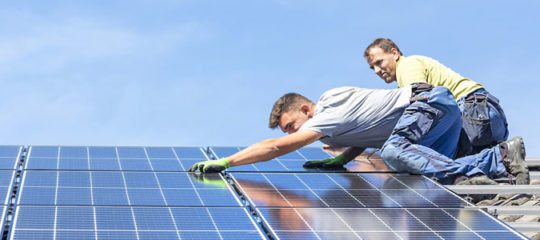 production électrique d'origine renouvelable