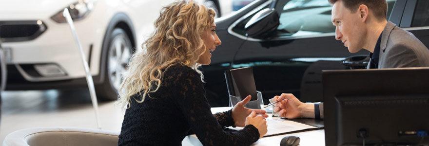 Assurance pour une voiture de luxe