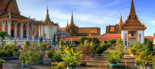 Découvrez phnom penh au Cambodge