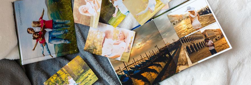 Albums photos souvenirs